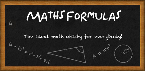 Maths-Formulas