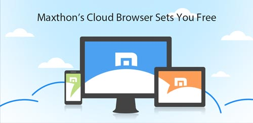 Maxthon-Web-Browser---Fast