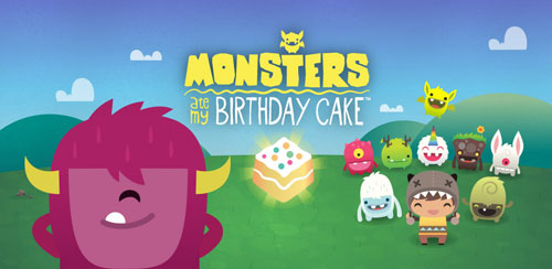 Monsters Ate My Birthday Cake Theme