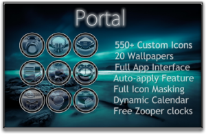 Portal Icon Pack36