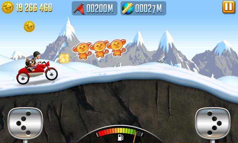 Angry Gran – Hill Racing Car v1.4.0