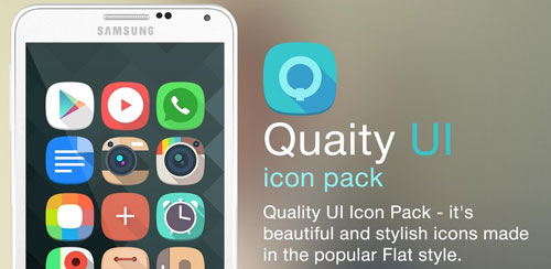 Quality UI icon pack v1.0