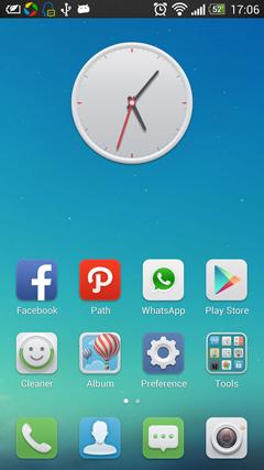 Qube Launcher-Free HD Theme 3.6.0603