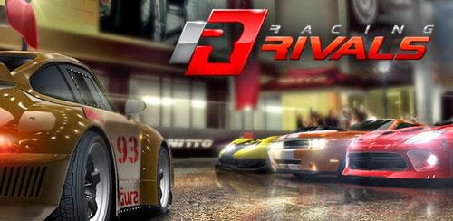 دانلود بازی مسابقه رقابتی Racing Rivals برای اندروید