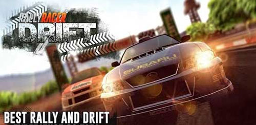 Rally Racer Drift v1.56