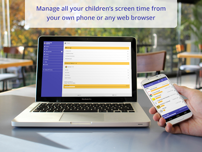Screen Time Remote Control v2.1.10
