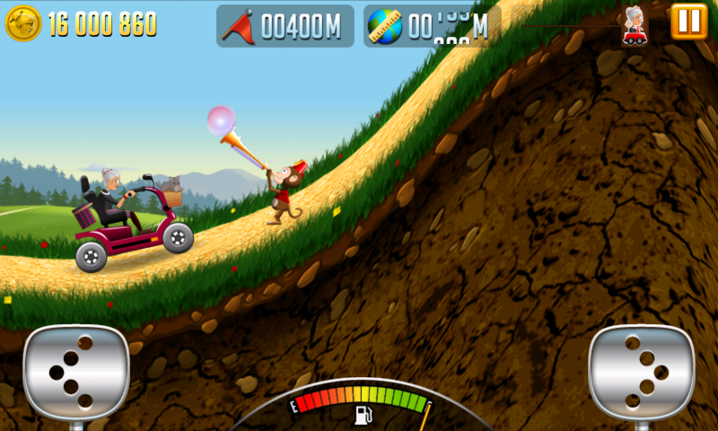 Angry Gran – Hill Racing Car v1.4.0