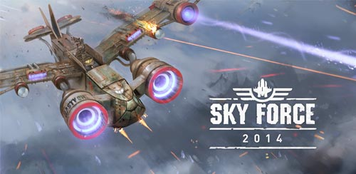 Sky Force 2014 v1.40 + data