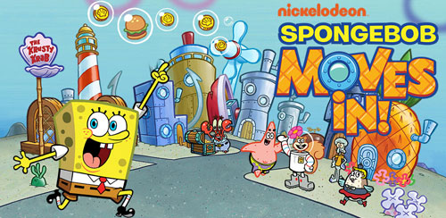 SpongeBob Moves In v1.04.00 + data