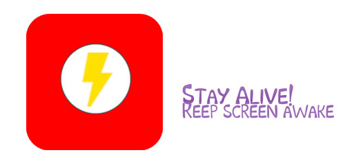 Stay-Alive!-Keep-screen-awake