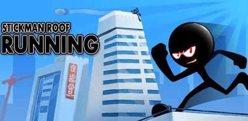 Stickman-Roof-Running