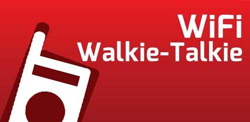 برنامه چت از طریق wifi گوشی با برنامه Wi-Fi Talkie v1.5.1 برای اندروید