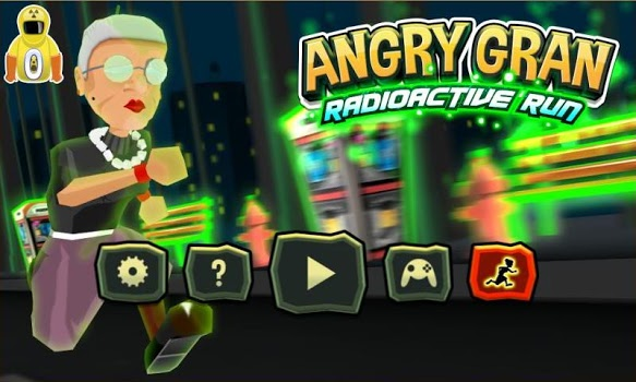 Angry Gran RadioActive Run v1.5.0