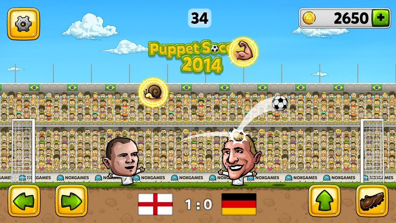 Puppet Soccer 2014 – Football v1.0.128
