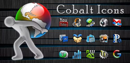 Cobalt Icon Pack v7.6
