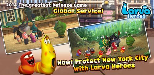 Larva Heroes: Lavengers 2017 v1.9.1