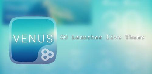 Venus GO Launcher Live Theme v1.3