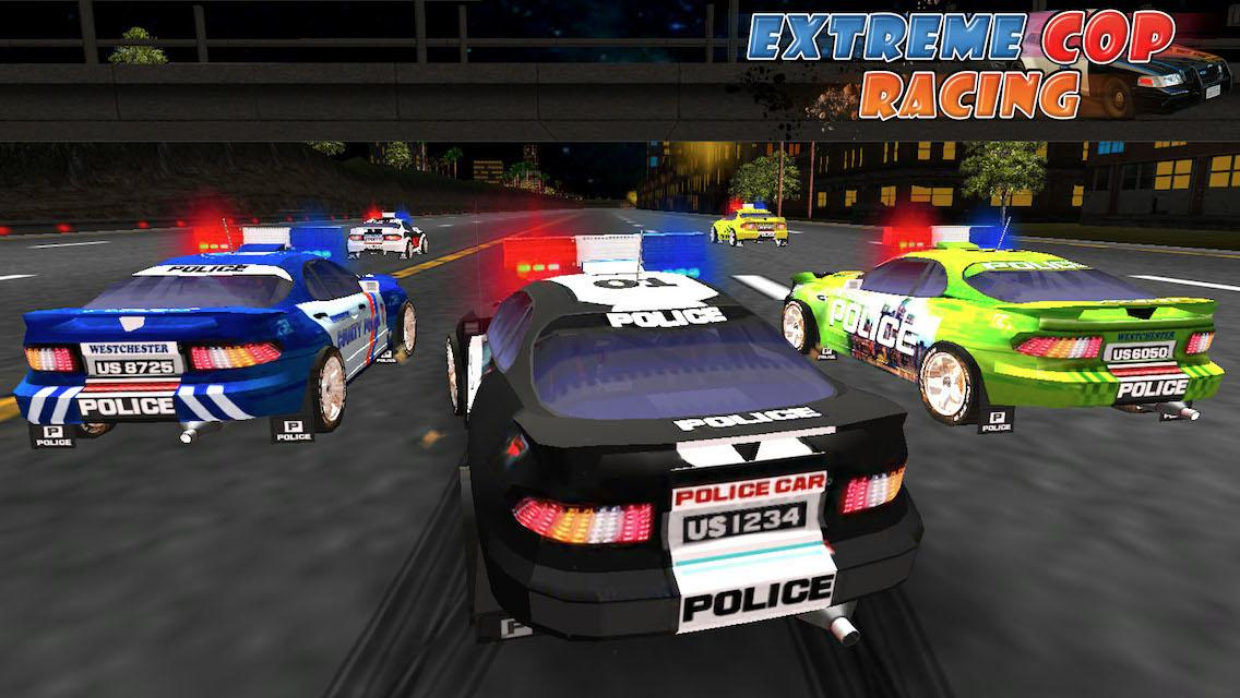 Extreme Cop Racing v1.0