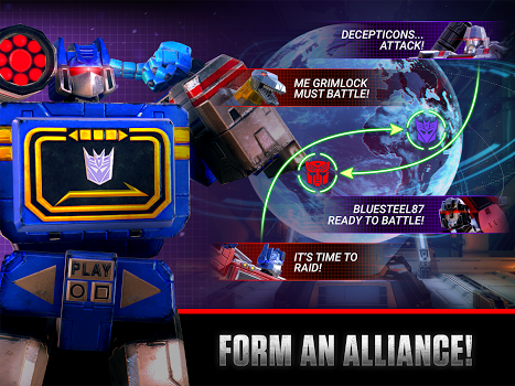 Transformers: Earth Wars v1.48.0.18424