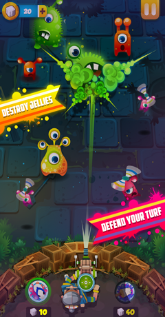 Dadi vs Jellies v1.12 – Unlimited