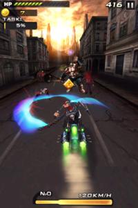 تصویر محیط Death Moto 2 : Zombile Killer – Top Fun Bike Game v1.1.9