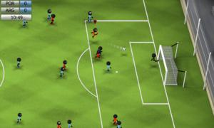 تصویر محیط Stickman Soccer 2014 v2.7