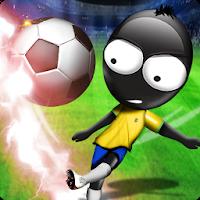 بازی فوتبال استیکمن 2014 آیکون