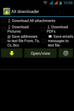 AX Downloader Pro: Attachment v24.2.3.4