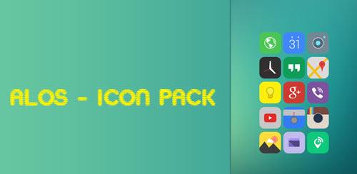 Alos – Icon Pack v2.5.0