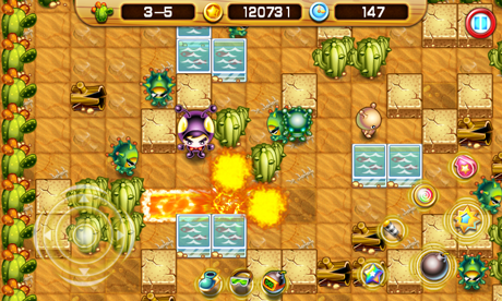 Bomber Man – The Jungle Hero v1.0.4