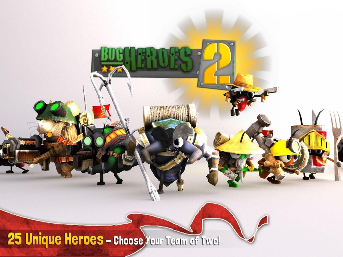 Bug Heroes 2 v1.00.02.2 + data