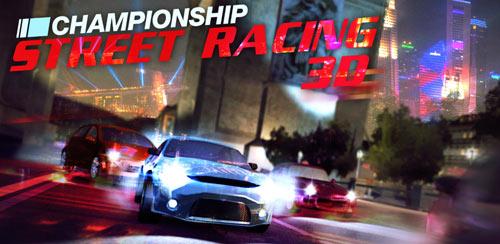 Championship Street Racing 3D v1.0 + data