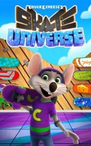 Chuck E.'s Skare Universe 25