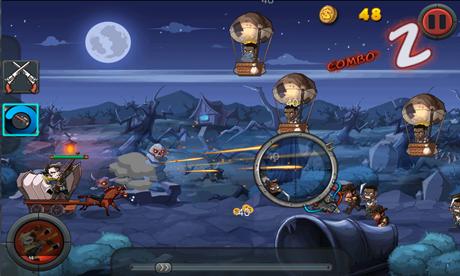 Crazy Cowboy Sniper War v1.0