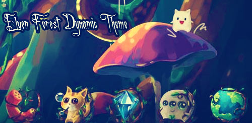 Elven-Forest-Dynamic-Theme
