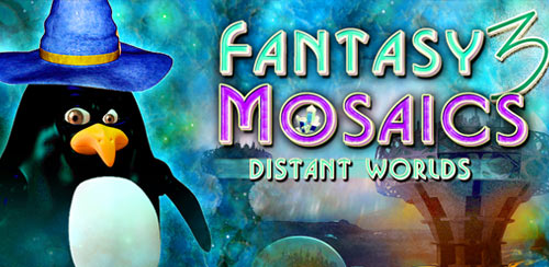 Fantasy Mosaics 3: Distant Worlds v1.0.0 + data