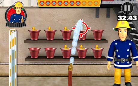 Fireman Sam – Junior Cadet v3.1 + data