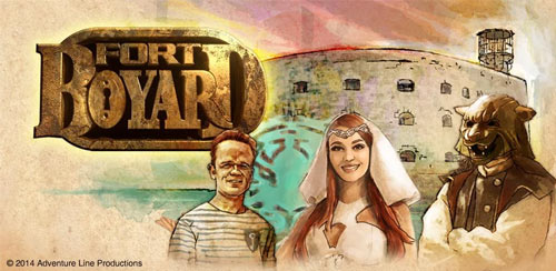 Fort Boyard v2.5 + data