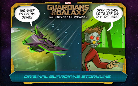 Guardians of the Galaxy: TUW v1.1