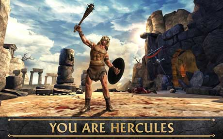 HERCULES: THE OFFICIAL GAME v1.0.0 + data