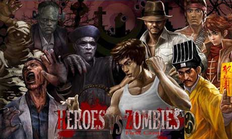Heroes Zombies – Walking Dead v1.4.0 – Unlimited