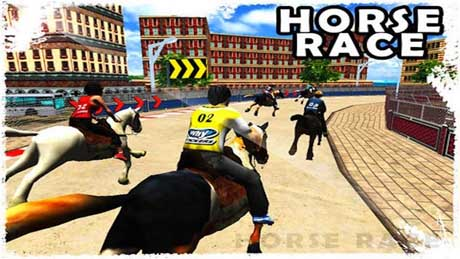 Horse Race ( 3D Racing Games ) v1.0