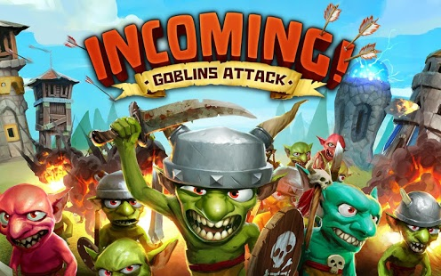 Incoming! Goblins Attack TD v1.1.5 + data