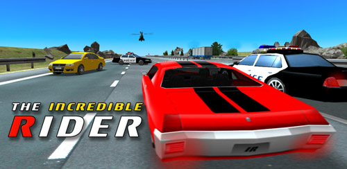Incredible Rider: Police Chase v1.0.5 – Unlimited + data