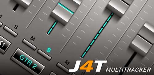 J4T Multitrack Recorder v4.64