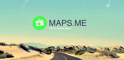 MAPS.ME — world offline map