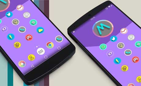 Material Design icon Pack HD v1