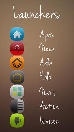 MeeUI HD Apex Nova Holo Adw v3.2