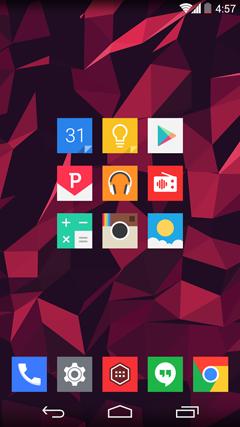 Minimal UI – Icon Pack v3.0