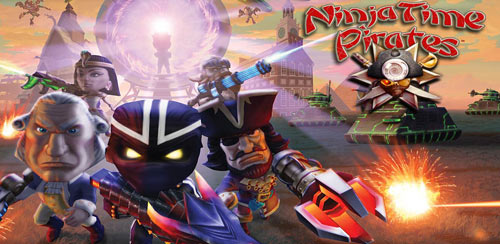 Ninja Time Pirates Ninja Time Pirates v2.0 + data